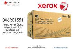006R01551 Kodlu Xerox Ürünü İhtiyaçlarınız İçin Mutlaka Bizi Arayarak Bilgi Alın! www.unaldijital.com - www.unaltonermerkezi.com -  www.orjinaltonercim.com Bilgi ve Sipariş İçin : 0534 958 88 66