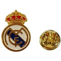 Chapa-Pin-Badge REAL MADRID-Sergio Ramos