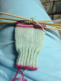 Ravelry: Project Gallery for Infant Mittens pattern by Purl Soho