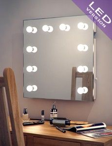 LED Hollywood Mirror 01