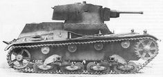 Polish light tank 7TP - Pin by Paolo Marzioli