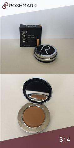Rodial airbrush Concealer in Key West Brand new in box. Unused and 100% authentic. This is a full coverage buildable Concealer I would say the shade is more of a medium dark tone. rodial Makeup Concealer