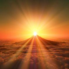 Sunset Wallpaper, Scenery Wallpaper, Beautiful Places In Japan, Fuji Mountain, Christian Pictures, Japanese Landscape, Amaterasu, Oasis, Mount Fuji