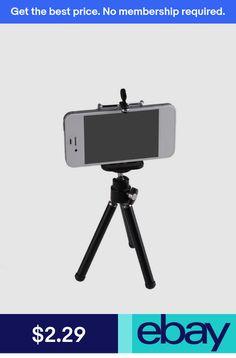 b1f9fadae3cc5 Mini Flexible Tripod Stand Brackets For Small Camera Camcorder Webcam Phone