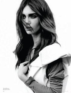 Emily Jean Bester by Darren McDonald for Black Magazine #16