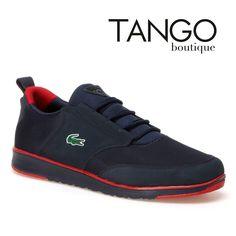 L.IGHT της LACOSTE!! Η καινούρια τεχνολογία της Lacoste για πιο ελαφριά και ξεκούραστα βήματα!!  Μάθετε την τιμή & τα διαθέσιμα νούμερα πατώντας εδώ -> http://www.tangoboutique.gr/anthrika/papoutsia/sneaker-lacoste-1150228105  Δωρεάν αποστολή - αλλαγή & Αντικαταβολή!! Τηλ. παραγγελίες 2161005000