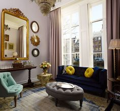 Live The Suite Life At Amsterdam's Pulitzer Hotel - ELLEDecor.com