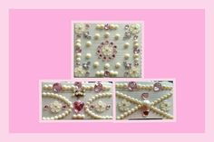 Carole Carter Shabby Chic Decorated Boxes
