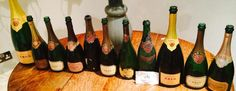 I wish you all a fantastic week. I hope mine will be as good as the previous one. Krug Grande Cuvées over 5 decades..