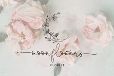 """""""Oh Darling"""" is a crème de la crème hand-lettered calligraphy font with ethereal, adorable touch. It is perfect for branding, event invites, lovely Instagram posts. It includes 6 bonus predesigned logos. $17 Calligraphy Fonts, Script Fonts, Modern Calligraphy, Handwritten Logo, Fff Logo, Invitation Fonts, Invites, Florist Logo, Stylish Fonts"""
