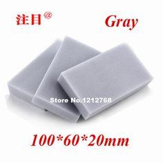 200 pçs/lote, Frete grátis magia limpeza esponja 100 * 60 * 20 mm melamina esponja Eraser multi funcional esponja cinza em Esponjas e Flanelas de Casa & jardim no AliExpress.com   Alibaba Group - 11.31 USD