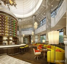 Intercontinental Dhaka City Business Hotel. Completed 2018. 300 rooms. Client: Bangladesh Services Limited, Dhaka. @chada.interiorarchitecture Interior Design Studio, Contemporary Decor, Hospitality, Decorating Your Home, Design Projects, Design Inspiration, House Styles, French Patisserie, Design Studios