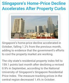 Singapore Property cooling off