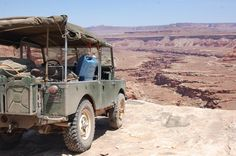 1955 Land Rover Series 1, where it all began!