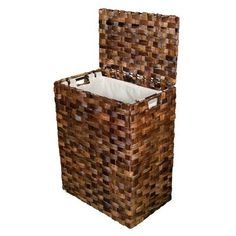 Abaca Flate Weave Laundry Hamper * Amazon most trusted e-retailer  #Gadgets#Electronics#Gifts