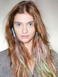 Hair and Make-up by Steph: New York Fashion Week Spring 2013