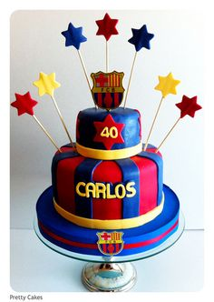 Pin Barcelona Logo Cake Ideas And Designs Picture Pinterest cakepins.com