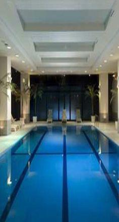 Z Piscinas De Interior Para Soñar Pinterest Indoor Swimming Pools And