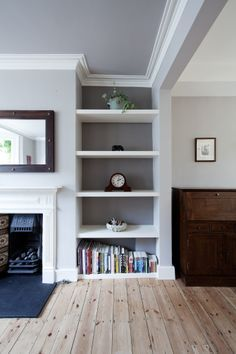 Interior by ANNA BURLES