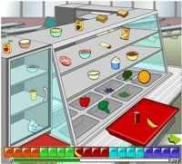 Free nutrition lesson plans for teachers- healthy eating, the food groups and daily meal planners for kids. Elementary school lesson plans(grades k-5) and interactive classroom technology tools for teaching kids about the USDA Food Pyramid, healthy foo...