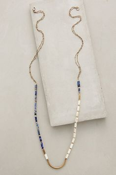 casual, but cute. love the geometric designs, the gold. - Arca Mineral Strand #anthropologie