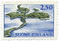 Malli 1963 Punkaharju. Postimerkki 1967