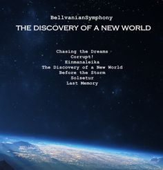 The Discovery EP cover art