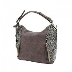 Women Style! Snakeskin Reptic Concealed Carry Purse.....This compartment is padded so the imprint of the gun does not show through. In a threatening situation, you will have the option to quickly remove the gun from the bag, or you can shoot through it. On Sale Today.. Don't Miss Out .. Shop Now