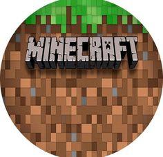 The app cover/logo - Yıldız Fırsat Minecraft Crafts, Minecraft Logo, Minecraft Decorations, Minecraft Games, Mine Craft Party, Espada Minecraft, Kit Digital, App Covers, Minecraft Wallpaper