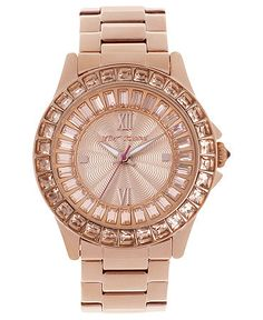 rose & crystal betsy johnson watch