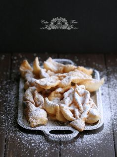 Faworki (Polish Shrove Tuesday Fritters) | Caketime