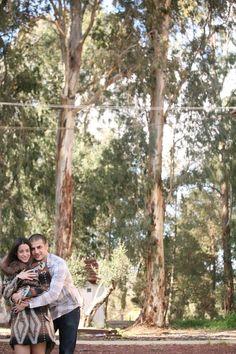 Engagement Session in Israeli Kibbutz