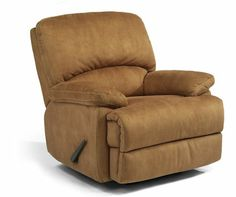 Flexsteel Furniture: Latitudes: DylanFabric Rocking Recliner (1527-510)