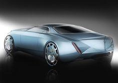 Cadillac Retro Sketches www.facebook.com/fcd94