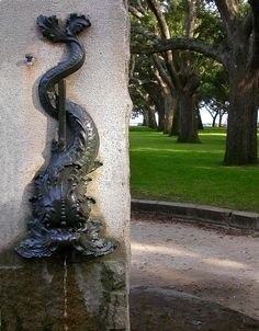 Battery Park, Charleston, SC