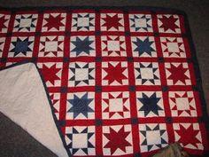Star Quilt - handmade