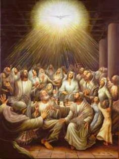 pentecost sunday 2015 prayers of the faithful
