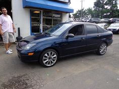 Check out this 2003 Ford Focus SE Only 122k miles. Guaranteed Credit Approval or the vehicle is free!!! Call us: (203) 730-9296 for an EZ Approval.$4,495.00.