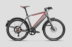 Ein 500 Watt starker Motor, ein imRahmen integriertes Display und ein Akku, der bisbis zu 983 Wattstunden bei180km Reichweite bietet – das Stromer ST2 ist ein E-Bike der Extreme! Das Ziel bei Stromer ist klar definiert: E-Bikes miteiner unvergleichbar hohen … Weiterlesen