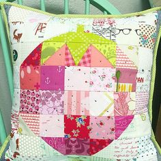 J Frampton @frampuna Strawberry pillows!...Instagram photo | Websta (Webstagram)