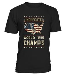 """# Undefeated 2 Time World War Champs July 4th Flag T-Shirt .  Special Offer, not available in shops      Comes in a variety of styles and colours      Buy yours now before it is too late!      Secured payment via Visa / Mastercard / Amex / PayPal      How to place an order            Choose the model from the drop-down menu      Click on """"Buy it now""""      Choose the size and the quantity      Add your delivery address and bank details      And that's it!      Tags: Celebrate 4th of July with…"""
