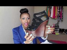 Shoes & Clothes HAUL - YouTube