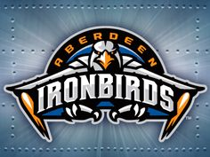 Aberdeen Ironbirds minor league baseball logo update