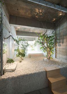 LLove by Yuko Nagayama & Associates Cafe Interior, Shop Interior Design, Cafe Design, Interior Decorating, Japanese Architecture, Architecture Details, Landscape Architecture, Interior Architecture, Dream Home Design
