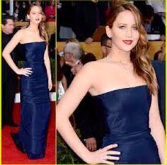 Amazing Jennifer Lawrence at the SAG!!!!:-)