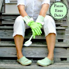 Natural Chicken Coop Cleaning 1-2-3 | Fresh Eggs Daily®