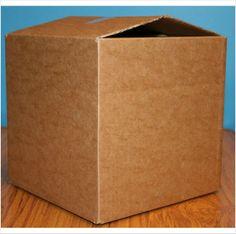 10 x Six Inch Cube Cardboard Carton Box Meets new Royal Mail Small Package Size on eBid United Kingdom £2.00
