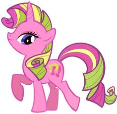 my little pony - Lulu Luck