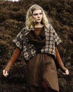 Rowan (British knitting/crochet magazine) - Nordic Tweed