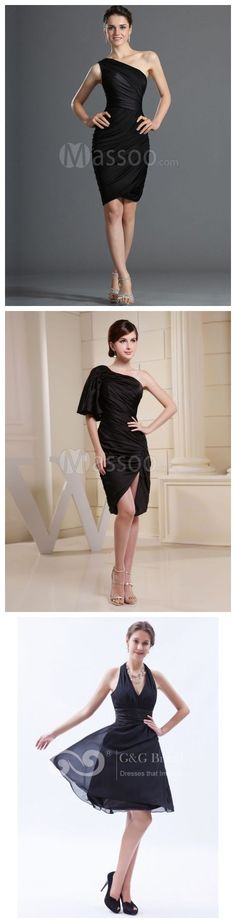 LBDs, various styles and fabrics for you. Black can be so special!